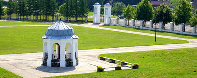 Aglona Church in Latvia Royalty Free Stock Photo