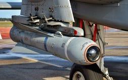 AGM-65 Maverick Missile Stock Image