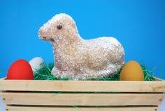 Agnello di Pasqua Fotografia Stock Libera da Diritti