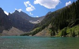 agnes jezioro Zdjęcie Royalty Free