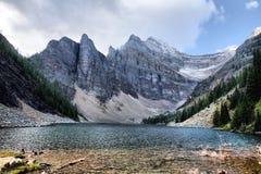 agnes lake royaltyfria foton