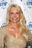 Agnes-Nicole-Winter an der Los- Angelespremiere ?des Goldes und des schönen?. Raleigh-Studios, Hollywood, CA 02-28-09 Lizenzfreie Stockfotos