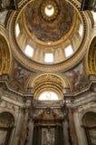 ` Agnese de Sant à Rome Agone, Italie Photographie stock libre de droits