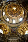 agnese kościelny wewnętrzny sant Obraz Stock