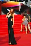 Agnia Ditkovskite at Moscow Film Festival Stock Photos
