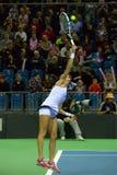 Agnieszka Radwanska Stock Image