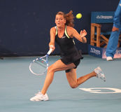Agnieszka Radwanska (POL) at the China Open Royalty Free Stock Photos