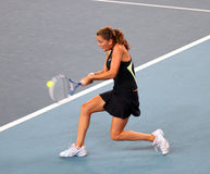 Agnieszka Radwanska (POL) at the China Open Stock Photography