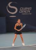 Agnieszka Radwanska (POLÍTICO) en la China abre 2009 Foto de archivo