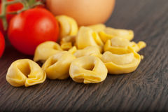 Agnolotti Stock Photo