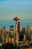 Ago dello spazio, Seattle Immagine Stock
