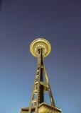 Ago salente dello spazio di Seattles Fotografia Stock Libera da Diritti