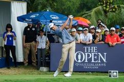 Łagodny Sordet w Tajlandia golfa mistrzostwie 2015 Fotografia Stock