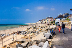 Agon-Coutainville, Manche, France Stock Photos