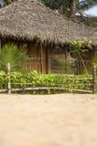 Agonda plaża w India Fotografia Royalty Free