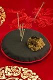 Agopuntura Fotografia Stock