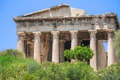 agora стародедовский athens Греция Стоковые Фото