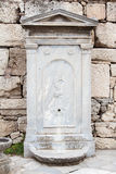Agora antique Athènes Photos libres de droits