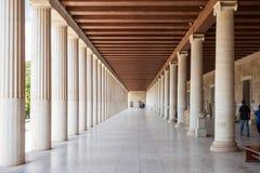 agora antyczny Athens Zdjęcia Stock