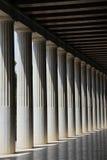 agora antyczny Athens Fotografia Stock