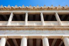 agora antyczny Athens Obraz Stock