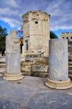 Agora Athens Royalty Free Stock Photo