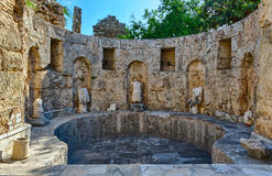 The Agora Bath in Side Royalty Free Stock Photography