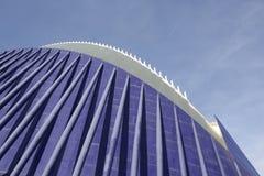 Agora budynek w Walencja Hiszpania Zdjęcia Stock