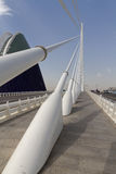 Agora de Kunsten en de Wetenschappen Valencia van de Stad Royalty-vrije Stock Foto's
