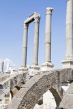 Agora of Smyrna Stock Photography
