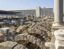 Agora of Smyrna. In izmir Stock Images