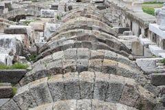 Agora of Smyrna in Izmir, Turkey. Agora of Smyrna in Izmir city, Turkey Royalty Free Stock Photos