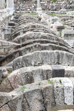 Agora of Smyrna in Izmir, Turkey Royalty Free Stock Photography