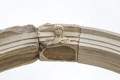 Agora of Smyrna in Izmir, Turkey. Agora of Smyrna in Izmir city, Turkey Royalty Free Stock Images