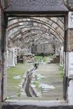 Agora of Smyrna in Izmir, Turkey Royalty Free Stock Images