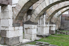 Agora Smyrna w Izmir, Turcja Fotografia Royalty Free