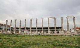 Agora Smyrna w Izmir, Turcja Obraz Royalty Free