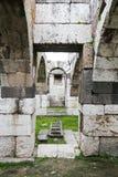 Agora Smyrna w Izmir, Turcja Zdjęcie Royalty Free
