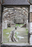 Agora van Smyrna in Izmir, Turkije Royalty-vrije Stock Afbeeldingen