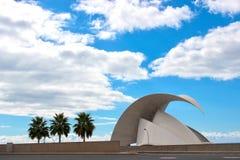 Agora w Tenerife Zdjęcie Stock