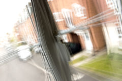 Agoraphobia Concept Stock Photo
