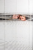 Agoraphobia Royalty Free Stock Photo