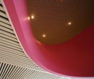 agoratheaterdetalj Fotografering för Bildbyråer