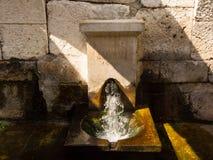 Agory miejsca archeological ruiny w Izmir Obraz Royalty Free