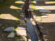 Agory miejsca archeological ruiny w Izmir Obrazy Stock