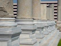 Agory miejsca archeological ruiny w Izmir, Turcja Obrazy Royalty Free