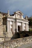 agostino drzwi Bergamo s Zdjęcie Stock