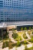 19 agosto 2015 - Dallas, il Texas, U.S.A. La nuova aggiunta a Parkl Immagini Stock Libere da Diritti