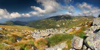 Agosto na montanha Fotografia de Stock