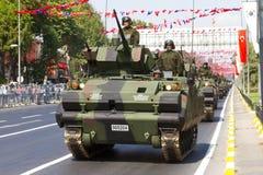 30 agosto turco Victory Day Fotografie Stock